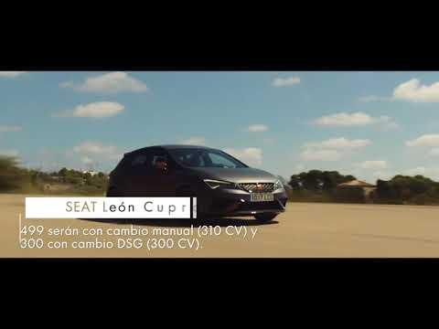 Salón de Frankfurt 2017 - Seat León Cupra R - Información