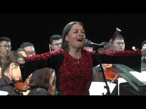 I love you Amman - Violetta Al-Yousef - in China