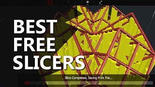 Top 3 FREE 3D Printing Slicers 2017
