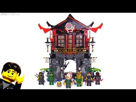 LEGO Ninjago Temple of Resurrection review 👹 70643