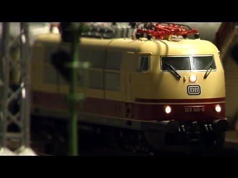 Modelleisenbahn Odenwald Größte Modellbahn in Süddeutschland