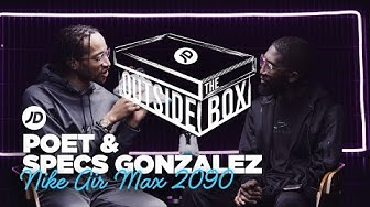 Poet and Specs Gonzalez Air Max Day Special with Air Max 2090 | JD Outside The Box