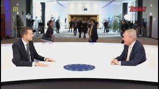 Z Parlamentu Europejskiego (20.10.2018)