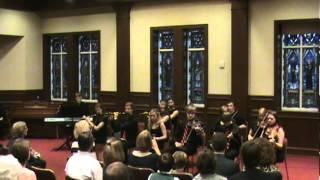 Atlanta Junior Ceili Band Spring Concert 2012 - Beauties of Autumn