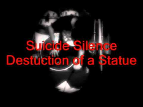 Suicide Silence - Destruction of a Statue Vocal Cover [Speed Track]