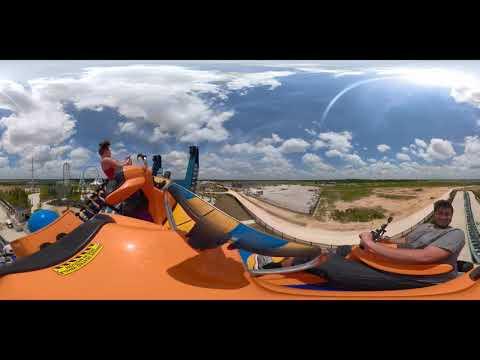Wave Rider 360 At The Park At OWA In Foley Alabama