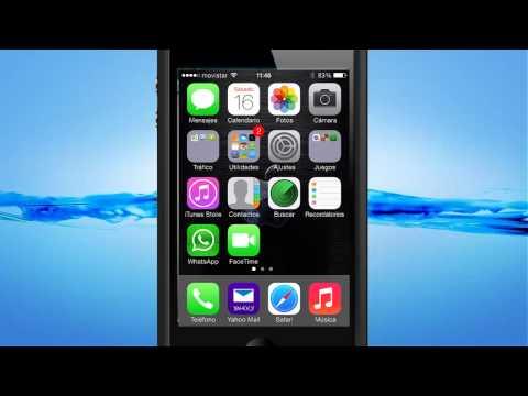 Iphone. Como activar los emoticonos para Whatsapp
