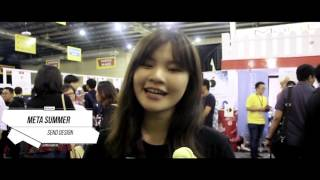 HIPSTERS : e-Snap in Tech In Asia Jakarta Indonesia 2016