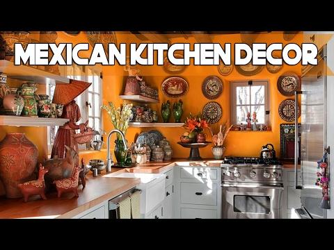 [Daily Decor] Mexican Kitchen Decor