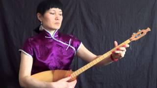 Видео урок №8. Ишкимдк - калмыцкий мужской танец. Разбор произведения. Дакинова Оксана.