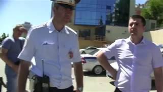 Штрафы Начальнику отдела полиции за неправильную парковку г.Ростов-на-Дону