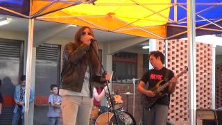 "Banda ""Into The Fire"" - Deep Purple - Smoke On The Water - Cover"
