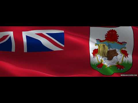 Free Download | Bermuda & Pan African Waving Flags Facebook Cover Video, Feb 2020