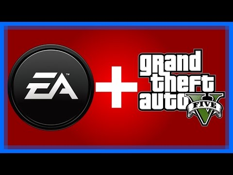 What if EA published Grand Theft Auto 5?
