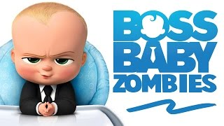 BOSS BABY ZOMBIES (Black Ops 3 Custom Zombies)