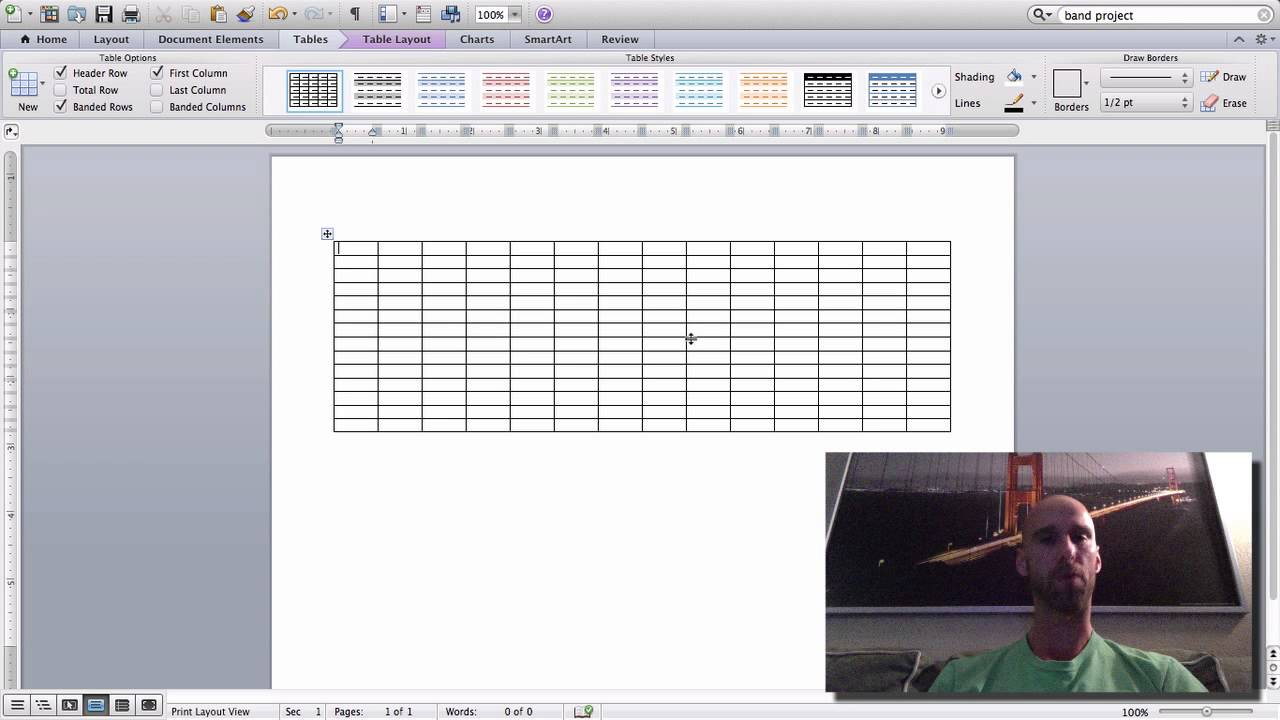 Drawing Lines In Word : Microsoft word maze creation tutorial youtube
