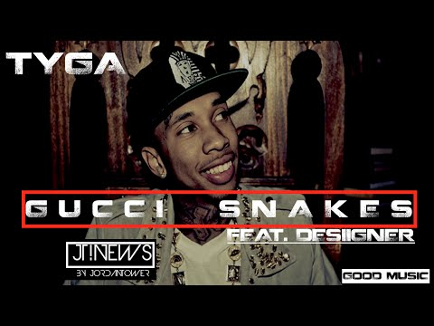 """Tyga feat Desiigner """"Gucci Snakes"""" REACTION Review [signed to G.O.O.D. Music] 