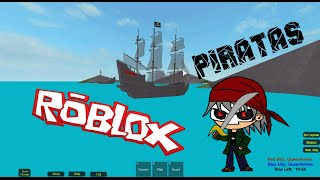 Roblox I'm a pirate