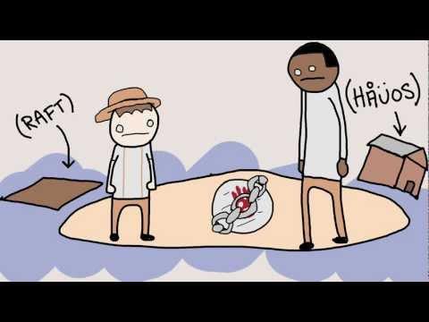 Adventures of Huckleberry Finn Summary - High School Summary