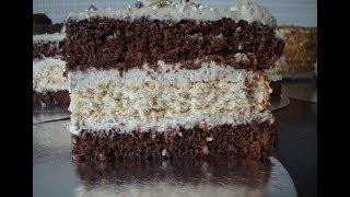 """2.12. Торт """"Халва"""" /Рецепт торта"""