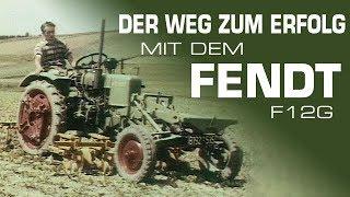 DER WEG ZUM ERFOLG mit dem Fendt F12G – Trailer