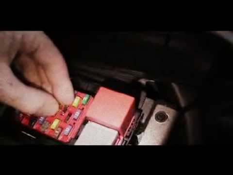 Ford Transit Luton Fuse Youtube