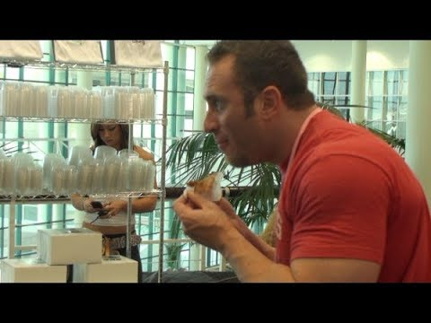 Palumbo & Singerman Try Sweet Cheats in Florida | RxClassic 2010