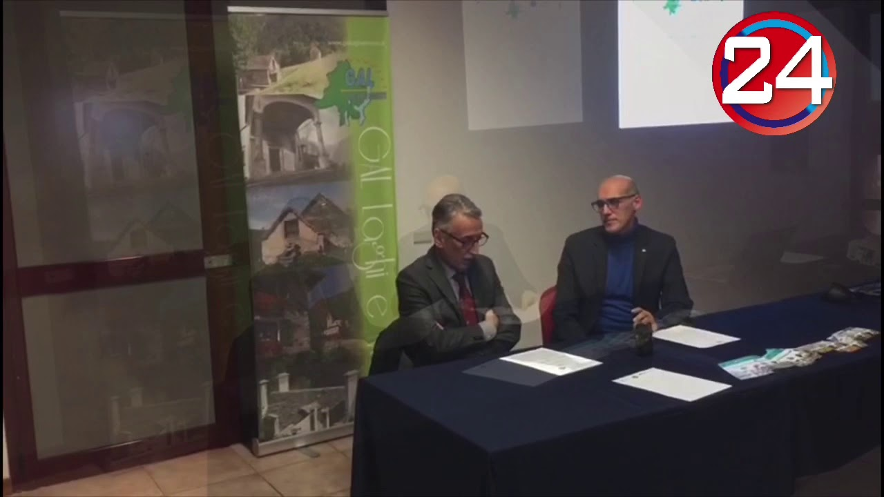 Presentazione bando Gal e Fondazione Vco