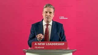 video: 'We could sleep-walk into a long and bleak winter': Sir Keir Starmer's speech in full