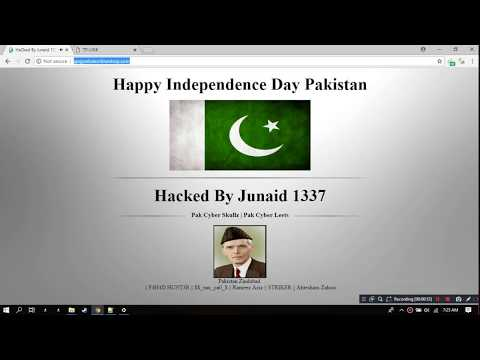 Happy Independence Day [Websites HaCked By Junaid 1337 Pakistani Hacker]