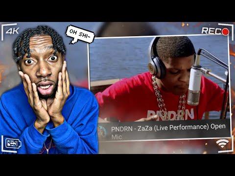 Download Jamaican Reacts to U.S. Virgin Islands 🇻🇮 Music! PNDRN - ZaZa (Live Performance) Open Mic