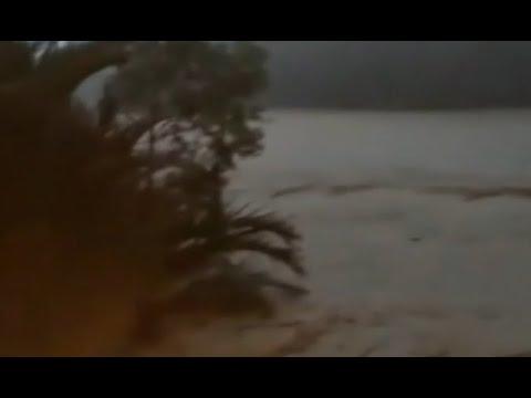 Jembatan Cipatujah Putus Diterjang Banjir Mp3