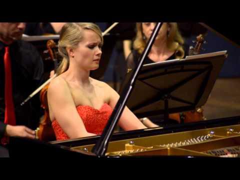 Brahms Piano Concerto no. 1, Israel Camerata Orchestra, 1st movement
