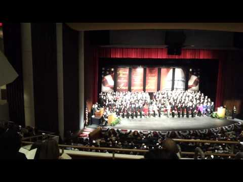 Inauguration of IL House of Representatives 98th