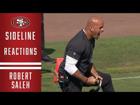 Robert Saleh is the Hype Man We All Need | 49ers