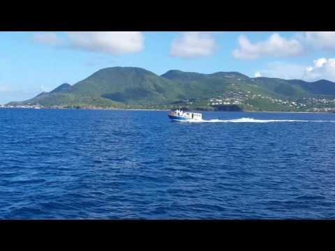 Ferry de Marigot, Saint Martin a Anguilla 2016