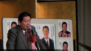 中川秀直のメッセージ:私の「第三の道論」 中川秀直 動画 28