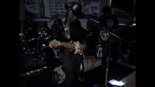 CHARLES E. SHAW (MESSAGE OF LOVE) JIMI HENDRIX (ELECTRIC GYPSY) BAND (OVERFLOW) LOUNGE