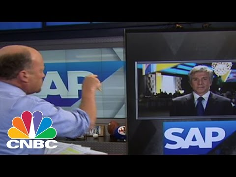 SAP CEO Bill McDermott | Mad Money | CNBC