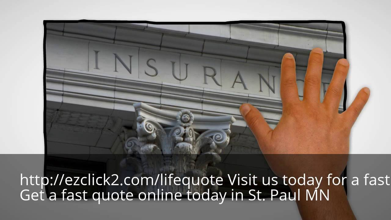 Affordable Life Insurance Quotes Where To Get Affordable Life Insurance Quote In Stpaul Mn  Youtube