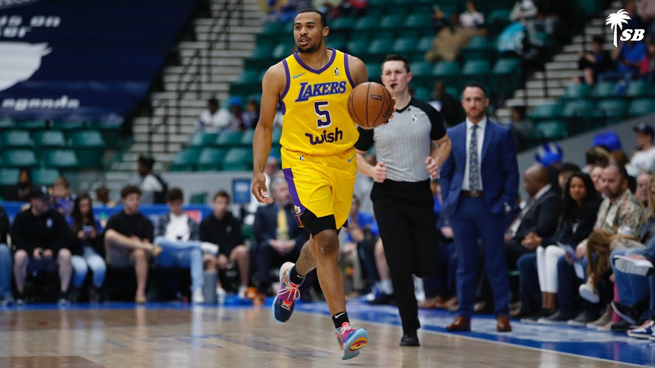Image result for talen horton tucker south bay lakers