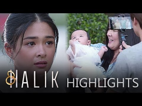 Jade Sneaks To See Baby CJ | Halik