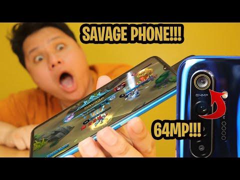 Realme XT - SAVAGE PHONE!!! 64MP CAMERA!