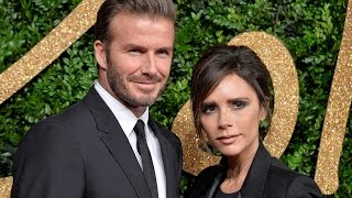 Victoria and David Beckham Celebrate 17 Years of Marriage With Throwback Wedding Pics