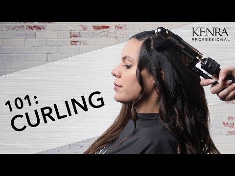 101: Curling Hair | Kenra Professional