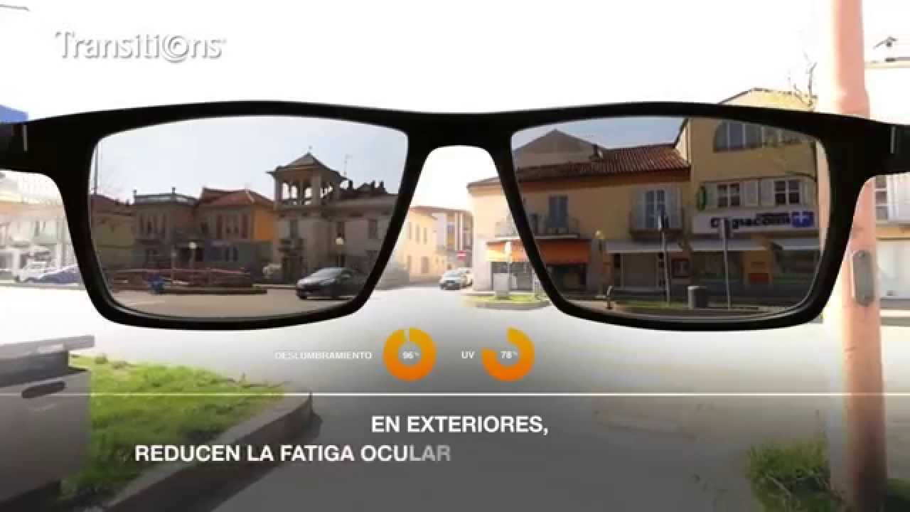 7b2cfa1f9d Nuevos lentes Transition Signature VII_Opticlínicas Sanando - YouTube