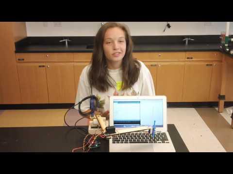 Callie's Third Milestone - Typing Robot