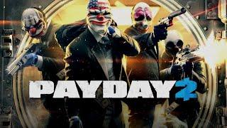 [ GAMING LIVE ] - PayDay 2 Crimewave Edition | Playstation 4 |