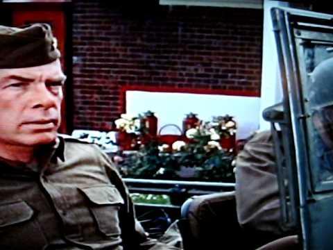 """Lee Marvin -jako major John Reisman w ..""""Parszywej dwunastce"""""""