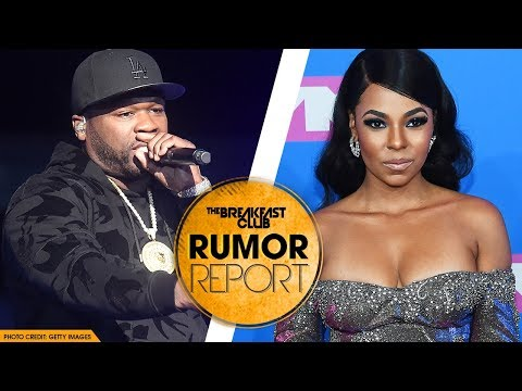 Ashanti Calls 50 Cent a Bully After Being Dissed for Poor Ticket Sales